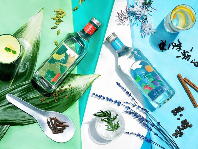 画像: のん -THE NON-AL SPIRITS- 「洋:青い楽園」200ml | ノンアルコール専門ブランド「のん」