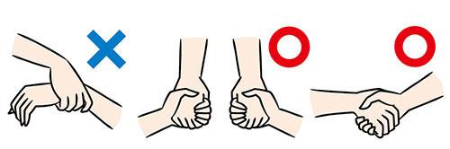 画像: 手の握り方を見るだけで 介護の良しあしがわかる!