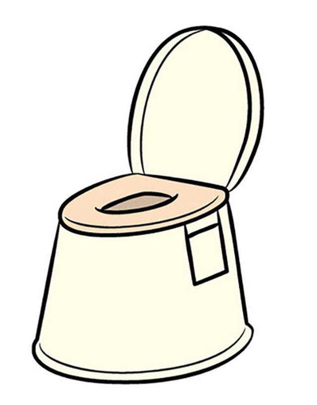 画像2: ポータブルトイレ