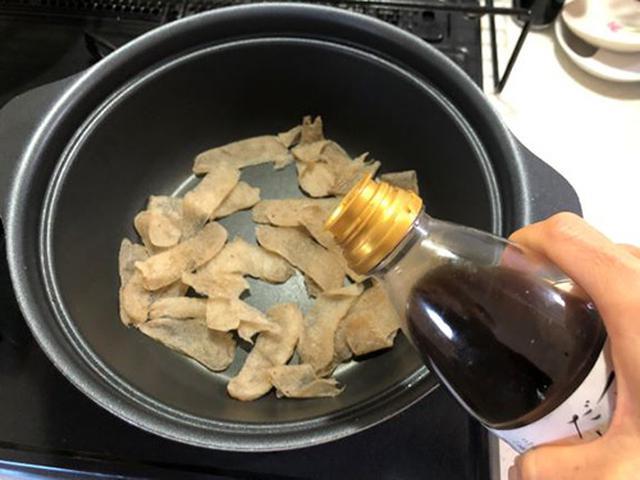 画像: テフロン加工のフライパンがおすすめ。