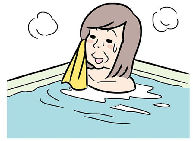 画像: 入浴