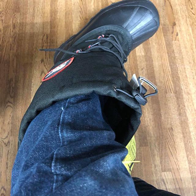 画像: 履いた感触は「バフィン インパクト」と「ソレル グレイシャーXT」はまったく違いますが、普段履きにもするなら「ソレル グレイシャーXT」が好きです。