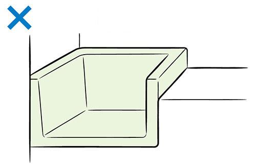 画像: ②落とし込み型