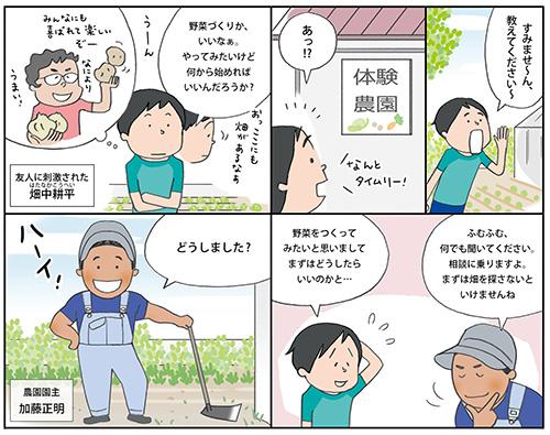 画像: プロローグ 野菜づくりを始めよう!