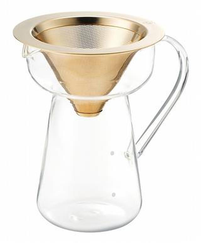 画像1: 【コレス】見た瞬間欲しくなった!スペシャリティコーヒーを愉しむ最高のツール