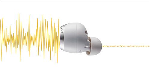 画像: フィードバック/フィードフォワード回路の両方で最適な制御を行う。