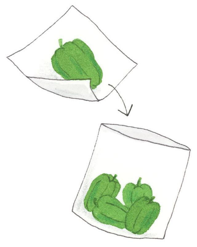 画像: 使いやすい大きさに切って 冷凍すると調理がラク