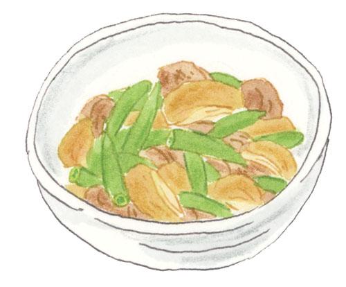 画像: 油揚げなどと煮ものにしたり、 天ぷら、フライなど揚げものに