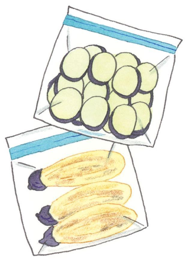 画像: 切って冷凍すれば すぐに料理に使えて便利
