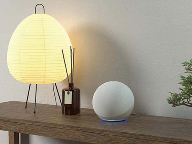 画像: ユニークな球体形状で、コンパクトさも魅力の一つ。