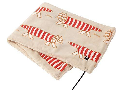 画像3: 【電気毛布のおすすめ4選】電気代が安く省スペースなエコ暖房器具 敷く・掛ける・着るタイプまで紹介