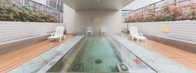 画像: 上野駅徒歩1分 【公式】サウナ&カプセルホテル北欧