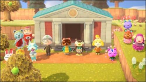 画像: 「どうぶつの森」とは、任天堂が開発したシミュレーションゲーム