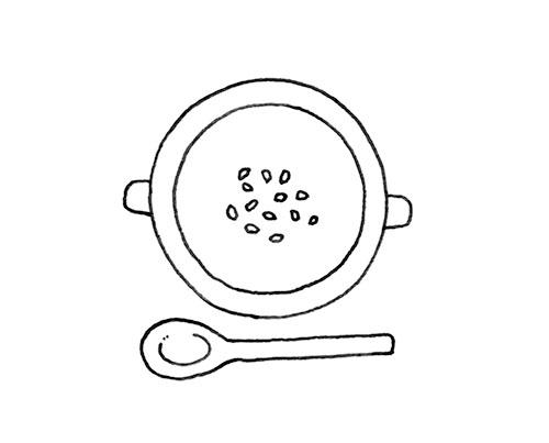 画像: 冷えやすい体質にお勧めの「食薬」は、 温かいスープや汁物