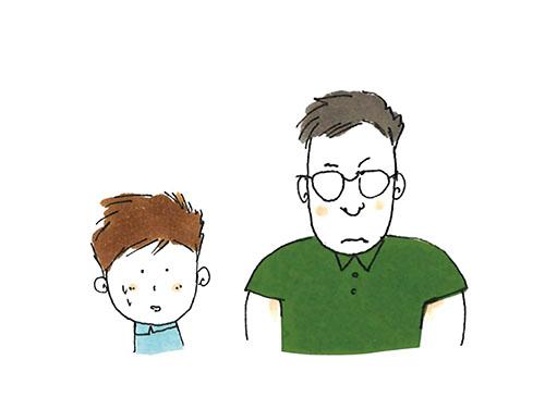 画像: ▼ 親の気持ち