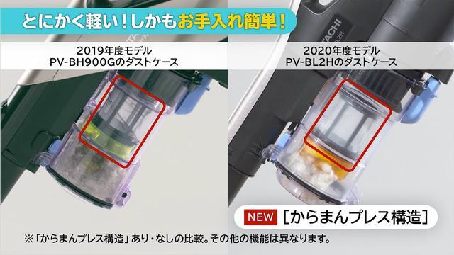画像: PV-BL2H商品紹介動画・からまんプレス構造 www.youtube.com