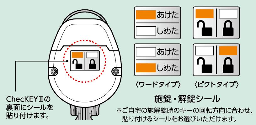 画像: ChecKEYⅡ   美和ロック - 防犯・鍵(かぎ・カギ)のMIWA