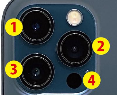 画像9: 【iPhone12】前モデルとの違いは?選び方はサイズ・望遠レンズの要不要で選ぼう!