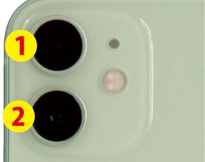 画像7: 【iPhone12】前モデルとの違いは?選び方はサイズ・望遠レンズの要不要で選ぼう!