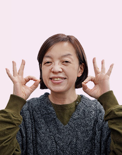 画像10: ケイコ部長