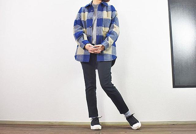 画像: 気軽に羽織れる「オーバーシャツジャケット」