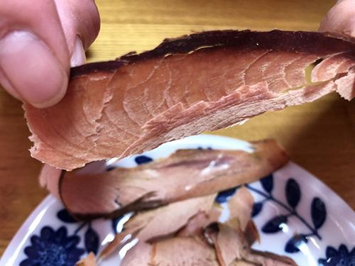 画像: 大きくて肉厚!縞模様もくっきり。
