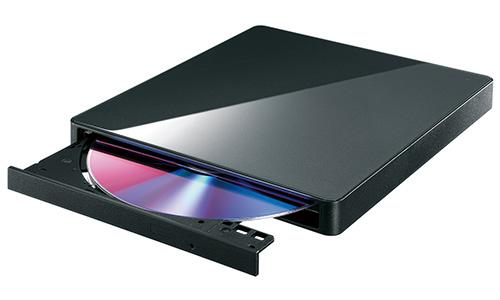 画像: スマホでDVDが見られるドライブとして定番となった「DVDミレル」の第3世代モデル。無料アプリを使って、DVDの再生、CDのリッピングができる。