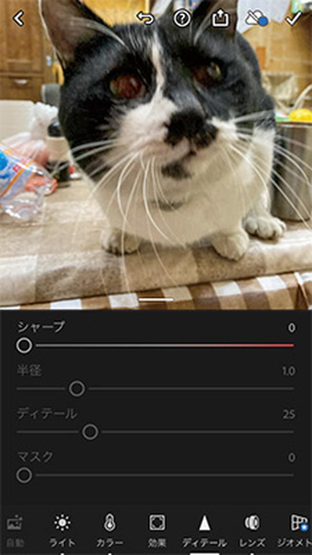 画像: 写真の撮影から編集、修整、加工まで行えるアプリ。わかりやすい操作方法で、普通の写真をアートフォトに変身させる。