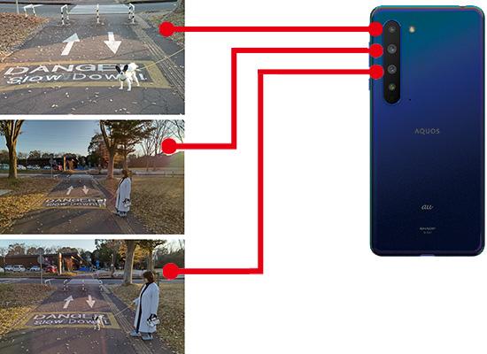 画像: 広角や望遠など、スマホの複眼カメラを使いこなそう