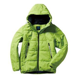画像2: 【ワークマン調査隊】STORM SHIELDウォームジャケット購入レビュー! 軽すぎるのに真冬でも暖かい中綿入りアウター