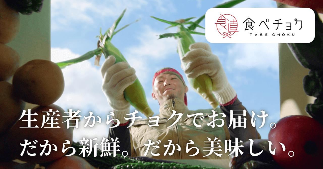 画像: 食べチョク|農家・漁師の産直ネット通販 - 旬の食材を生産者直送