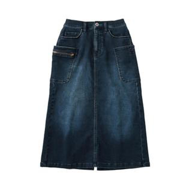 画像: 【ワークマン】裏起毛で暖かい「ウォームキャンプスカート」購入レビュー!見た目以上の動きやすさに注目