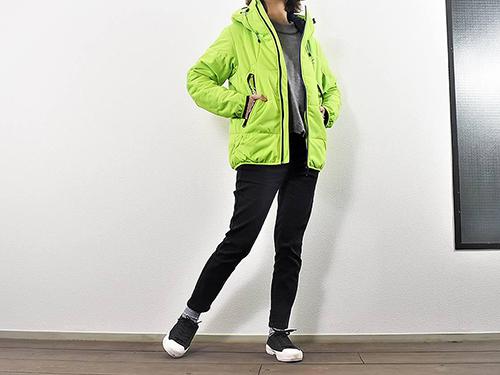 画像: 暖かさも動きやすさも抜群な「STORM SHIELD(ストームシールド)WARM(ウォーム)ジャケット」