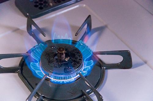 画像: ガスコンロのイメージ(写真AC)