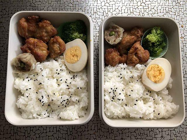 画像: 作り置きができる味玉でお弁当作りを時短