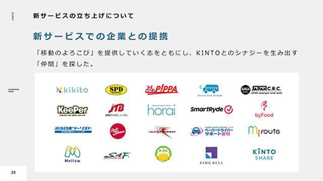 画像: 新サービス立ち上げで提携したのは20社。「今後は100、200と増やしていきたい」(小寺社長)
