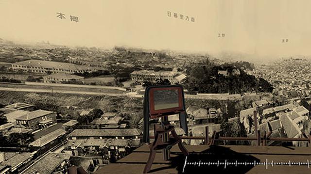 画像2: VR「TimeTrip 江戸-東京 日本最古の360度パノラマ写真の謎」