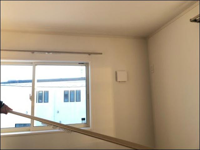 画像: 住宅の多くが、このエリアの壁サイズを90cmで設計している