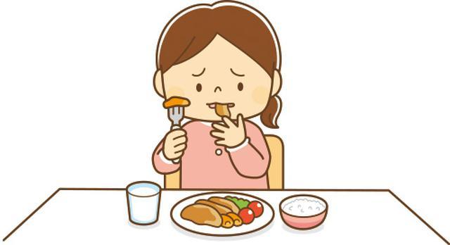 画像: 食べたくても「噛めない」「飲み込めない」。