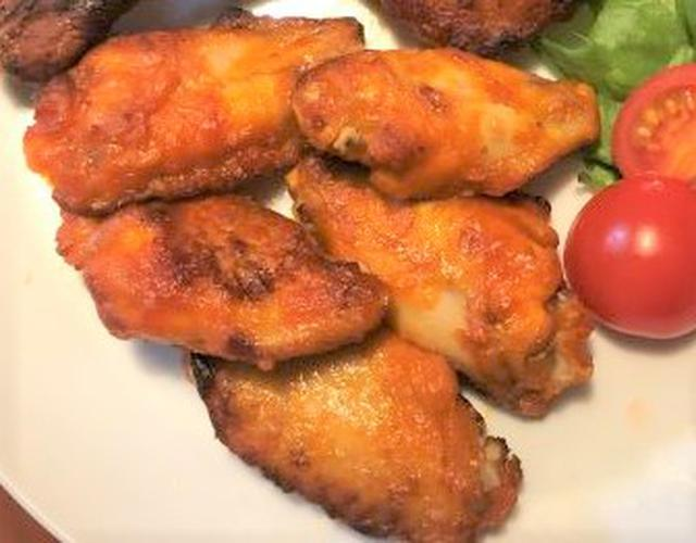 画像: 辛味チキンは5ピース。小さなお子さんも食べられる辛さです