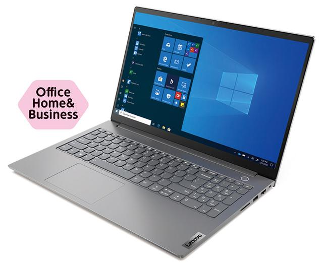 画像: レノボ ThinkBook 15 Gen 2(intel)
