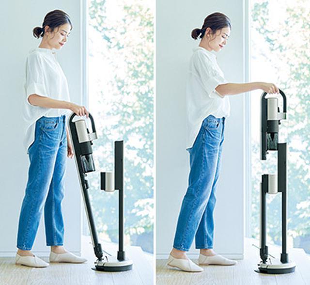 画像11: 【掃除機のおすすめ】最新注目機はコレ!時短&おまかせ機能に特化したアイテムをプロが厳選