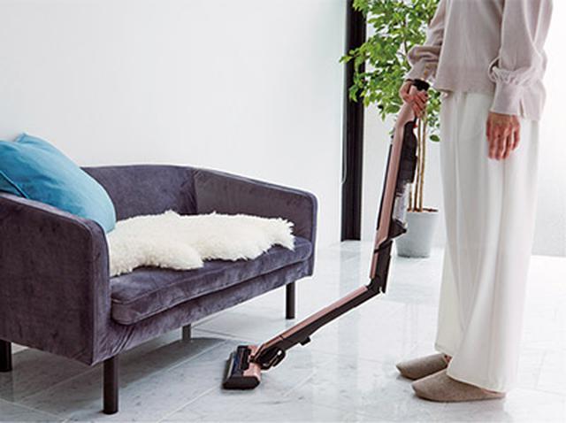 画像13: 【掃除機のおすすめ】最新注目機はコレ!時短&おまかせ機能に特化したアイテムをプロが厳選
