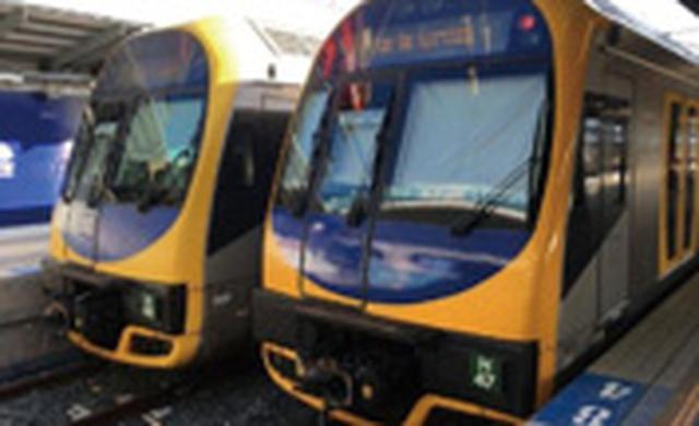 画像: 駅鉄、車両鉄、撮り鉄におすすめのオーストラリア・シドニー駅のツアー。自分のタイミングで写真撮影も可能。