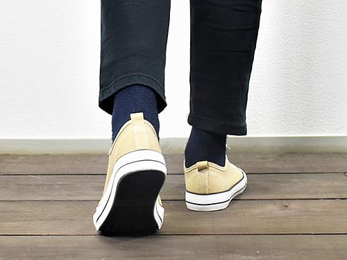 画像2: ゆったりとした履き心地で快適!