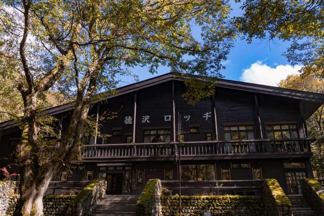 画像: 徳沢キャンプ場 | 上高地公式ウェブサイト