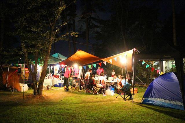 画像: まつもと里山キャンプ場