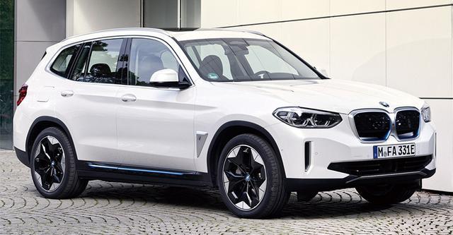 画像: BMW iX3