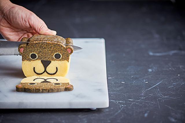 画像: デザイン性のあるクッキー