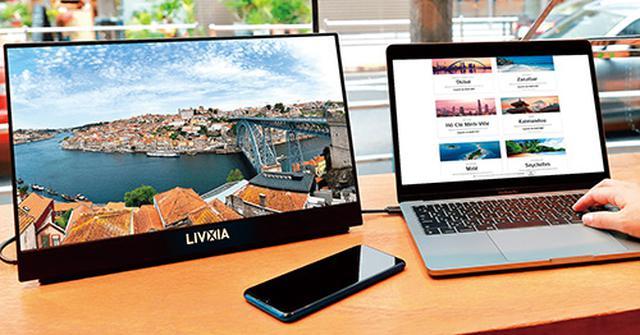 画像1: LIVXIA LX156TSL